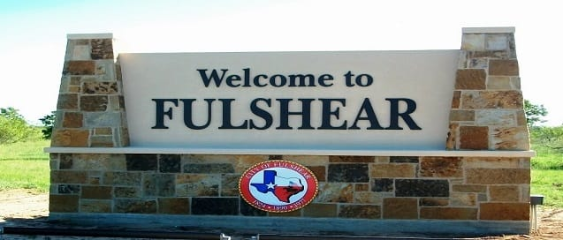 Sign Fulshear Dog Boarding Tx